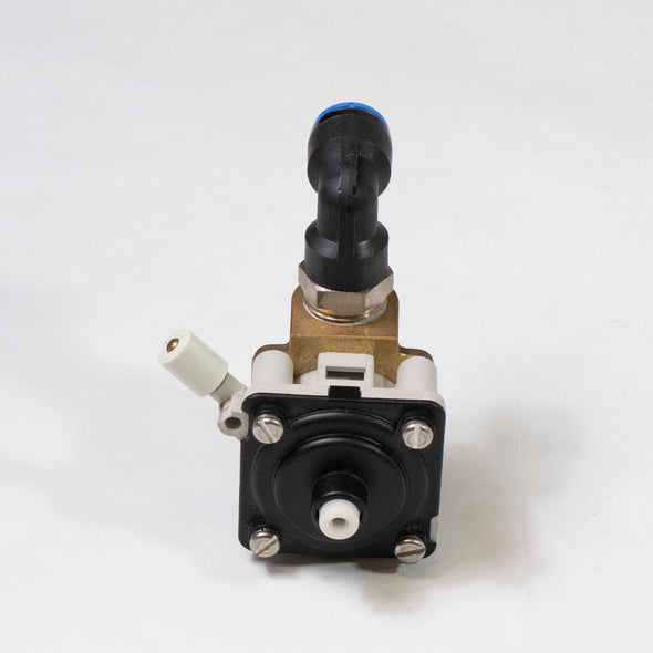 P5030E - Valve for Push Button Sanispray Washfountains with Plastic Manifold