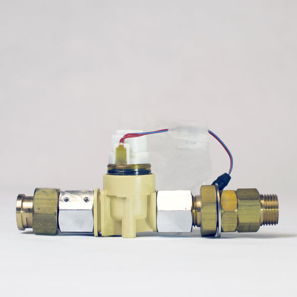 PSE1801M  - Solenoid Assembly for Intersan Sanispray Washfountain with Sprayring