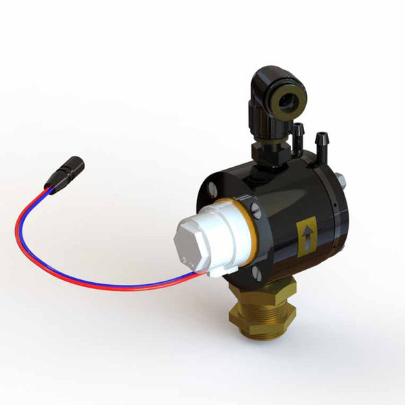 PSE1805M  - Solenoid Assembly for Intersan Solidwave Lavatory System