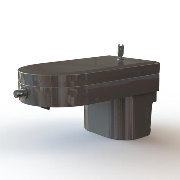 SDHEADMAN - Pushbutton Water Distribution Head for Solidwave