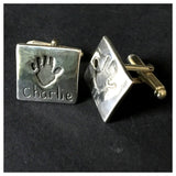 Hands & Feet Cufflinks