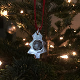Fingerprint Christmas Tree Decoration