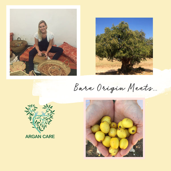 Bare Origin meets... Benedicte, Founder of the Argan Care Foundation