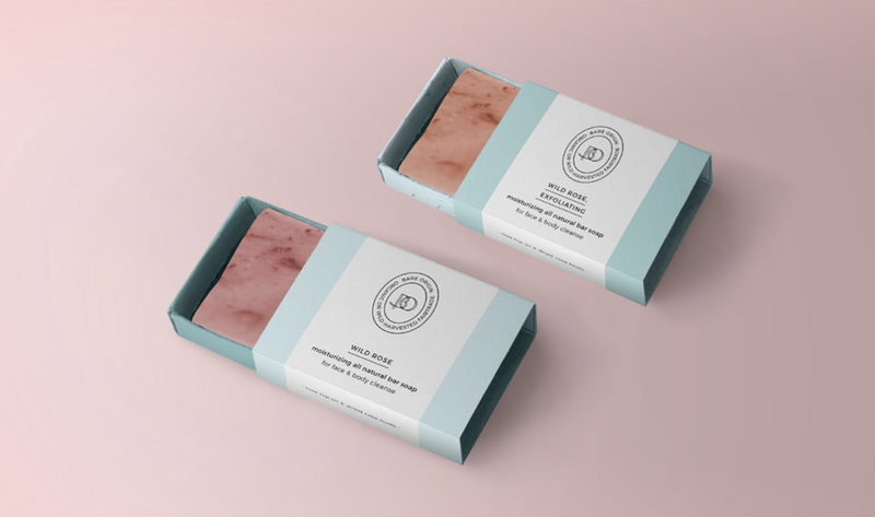 Bare Soaps - for face and body cleanse