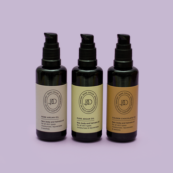 The Argan Oils Sample Pack