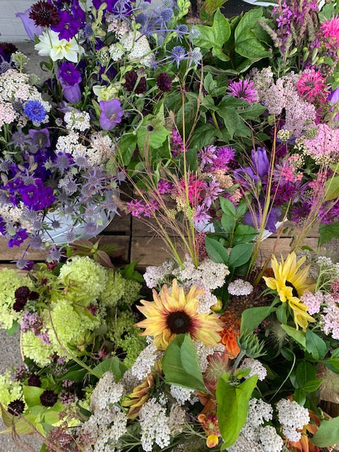 English Grown flowers in a global pandemic and why we must support our growers