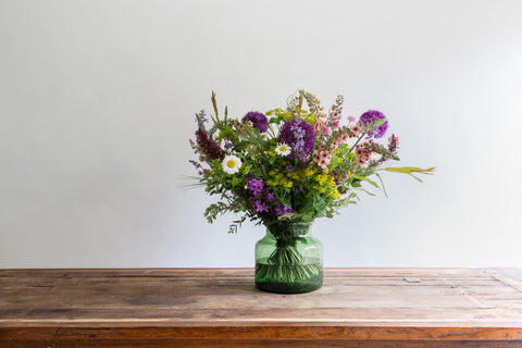 English grown Summer flowers