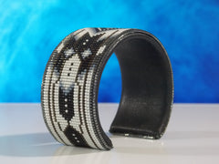 Black Diamond Beaded Bracelet