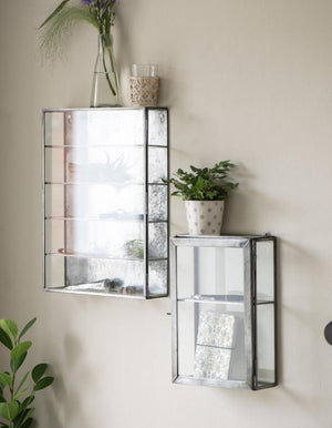 Choice Of Two Metal Wall Cabinets
