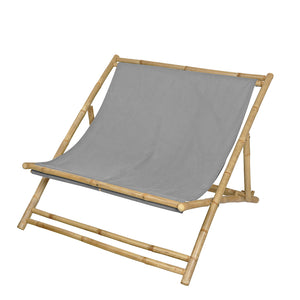 Bamboo Deck Chair / Single or Double