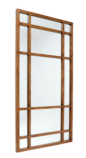 Extra Large Wooden Framed Mirror