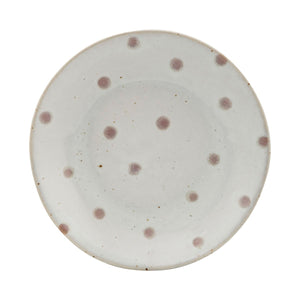 Spots and Stripes Cake Plate