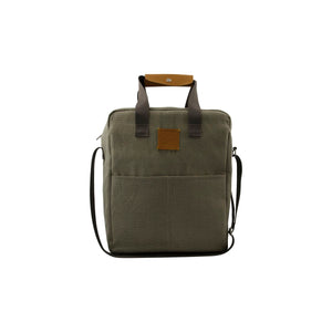 Canvas Picnic Cool Bag