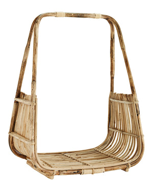 Rattan Log Holder PRE ORDER AUGUST