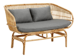 Natural Rattan Sofa.  PRE ORDER SEPTEMBER