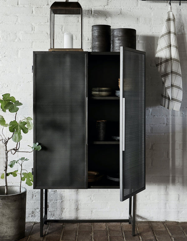 Thin Legged Iron Cabinet - PRE ORER SEPTEMBER