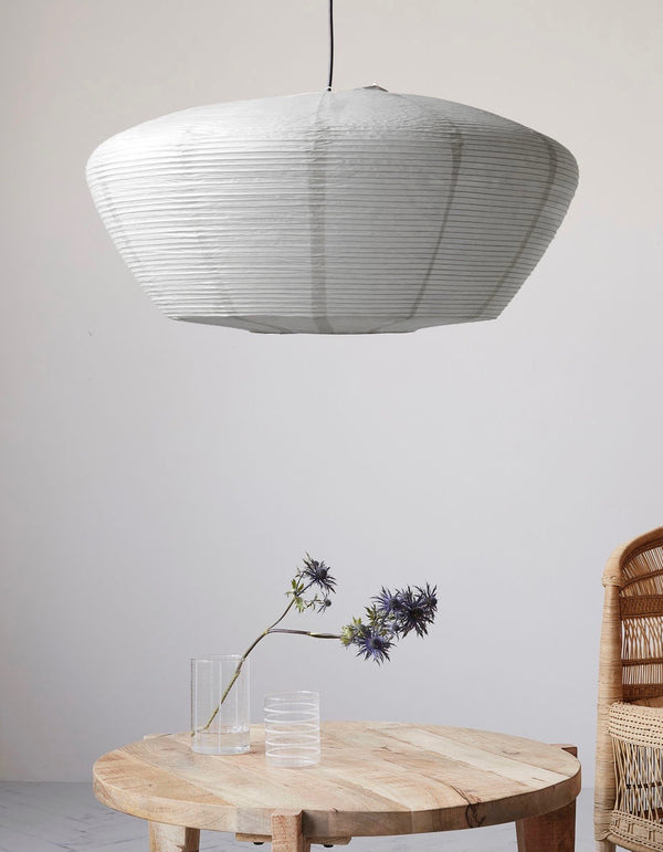 XL Rice Paper Lampshade. PRE ORDER FEBRUARY