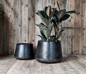 Recycled Iron Planters  PRE ORDER SEPTEMBER