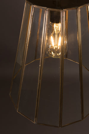 Tempered Glass Pendant Ceiling Light
