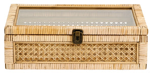 Rattan Keepsake Storage Box  PRE ORDER OCTOBER