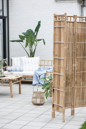 Natural Bamboo Privacy Screen