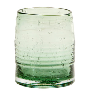 Green Gradient Jug and Glass