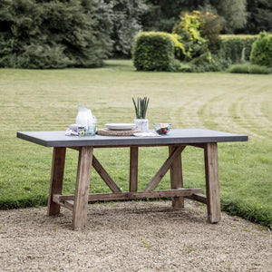 Cement Fibre Table - Pre order early July