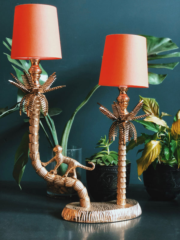 Jungle duo lamp