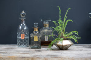 Crystal like Decanters