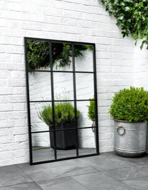 Extra Large Rectangle Garden Mirror PRE ORDER LATE MAY