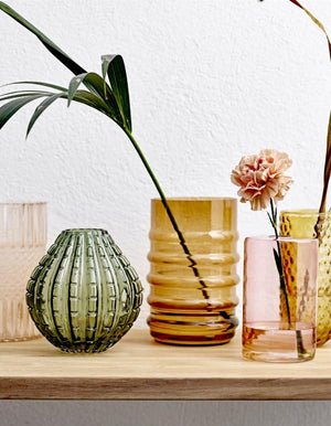 Colourful Vases In Choice Of Styles