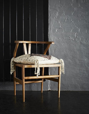 Mango Wood Wishbone Chair