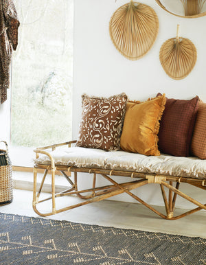 Natural Bamboo Daybed.  PRE ORDER AUGUST