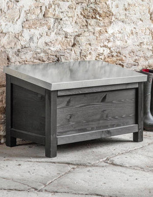 Outdoor Spruce Storage Boxes In A Choice Of Sizes - PRE ORDER JULY