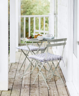 Flora Garden Table And Chair Set