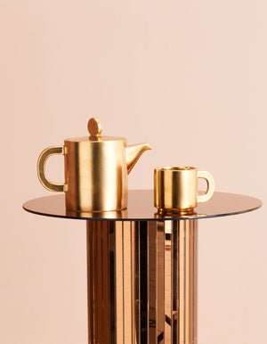 Golden Teapot. PRE ORDER NOVEMBER