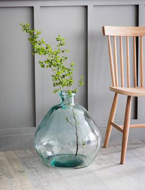 XXL Bubble Glass Vase