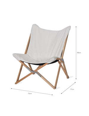 Butterfly Deck Chair