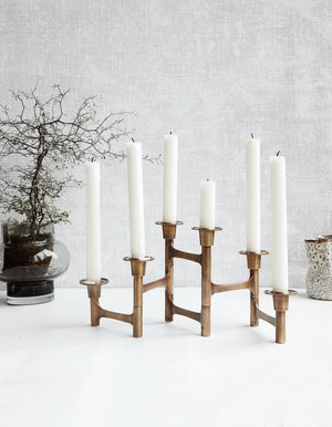 Gate Leg Candle Holder