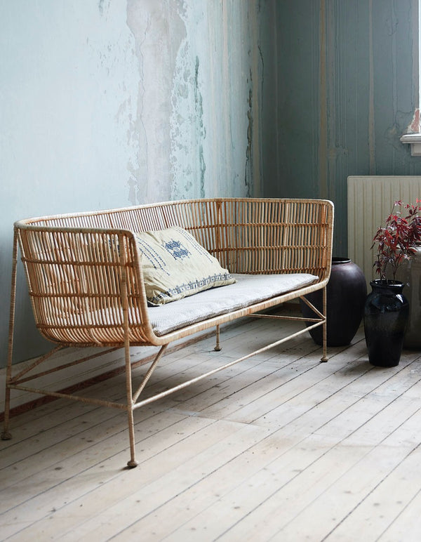 Weaved Rattan Daybed / Sofa