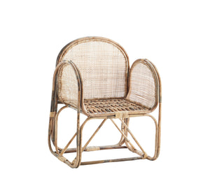 Curvy Bamboo Chair