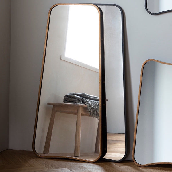 Curved Wall Or Leaning Mirror The Forest Amp Co