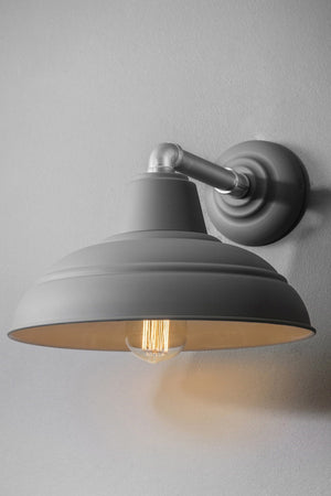 Mistral Charcoal Wall Light - The Forest & Co.