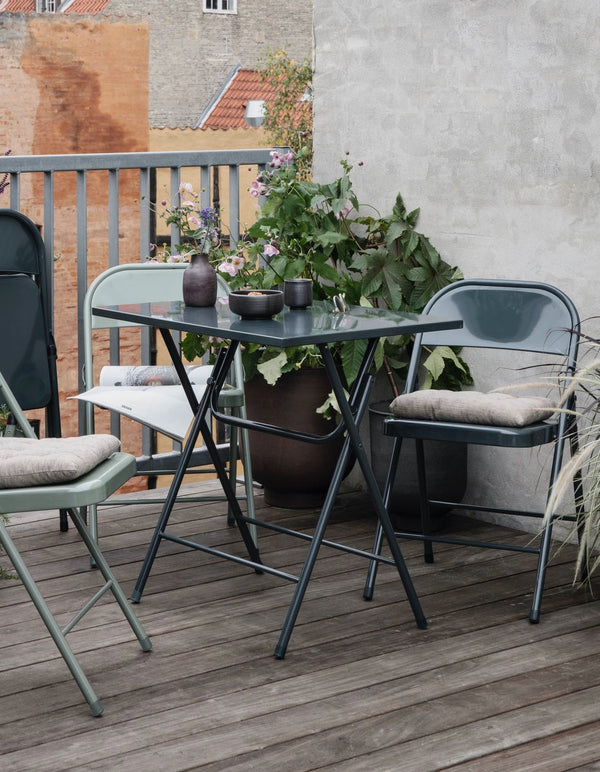 Soft Grey Folding Bistro Chair Or Table