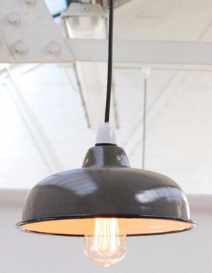 'Coast' Enamel Pendant Shade - The Forest & Co.