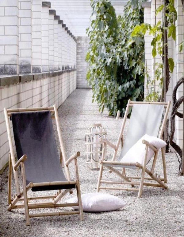Bamboo Deck Chair