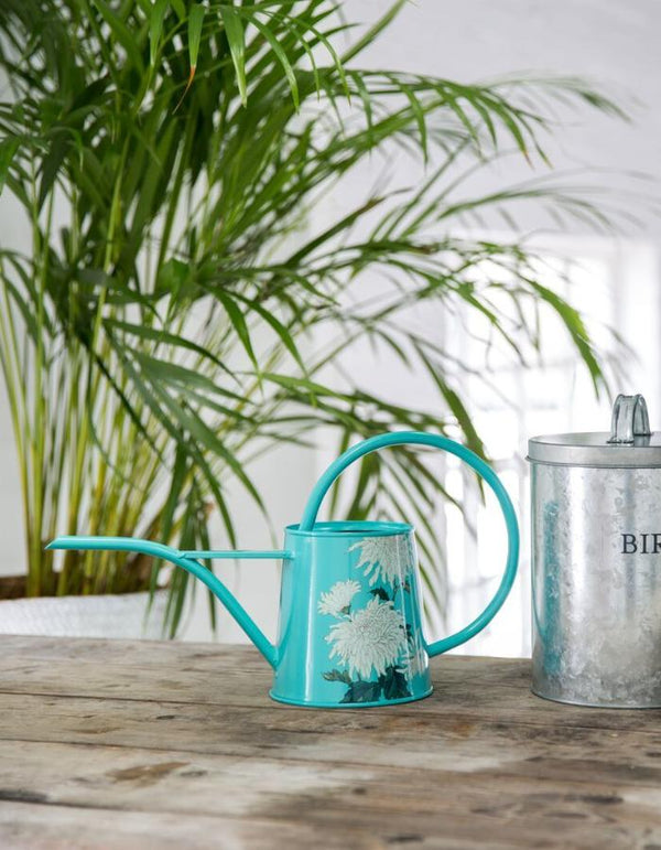 Floral Watering Can