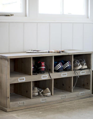 'Tidy It' Shoe Locker