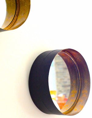 Deep Bronze & Black Mirrors - The Forest & Co.
