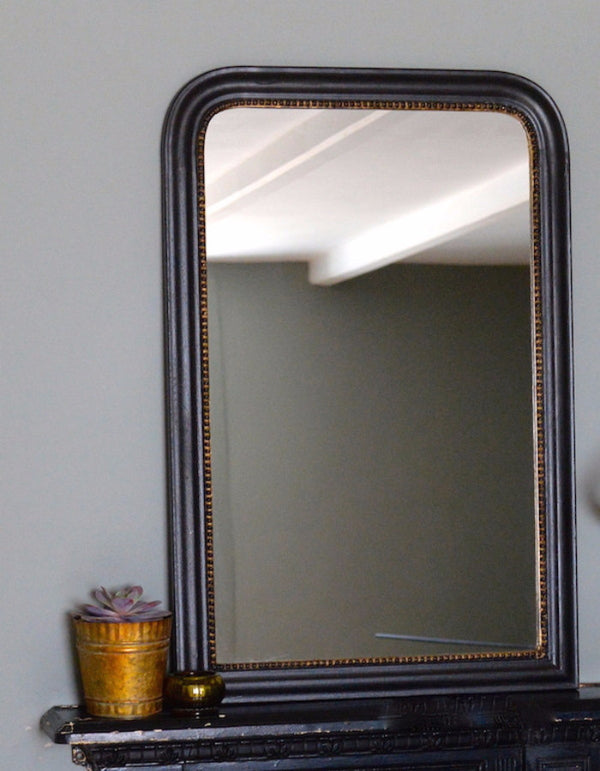 Gold Edged Vintage Wall Mirror - The Forest & Co.